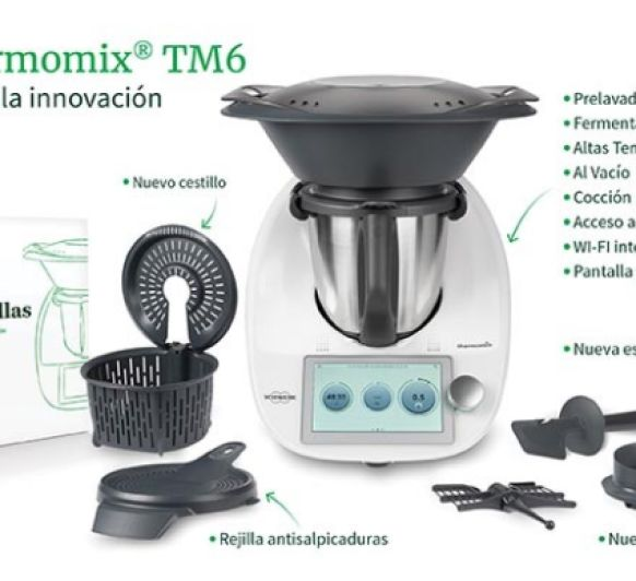 COMPRAR Thermomix® TM6 EN SEVILLA