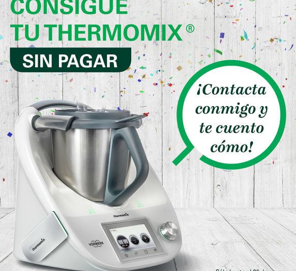 Thermomix® TM5!! SIN PAGAR