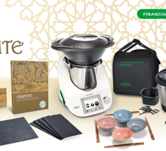 Thermomix® TM5 ORIENTE SIN INTERESES