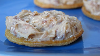 Paté de nueces y anchoas