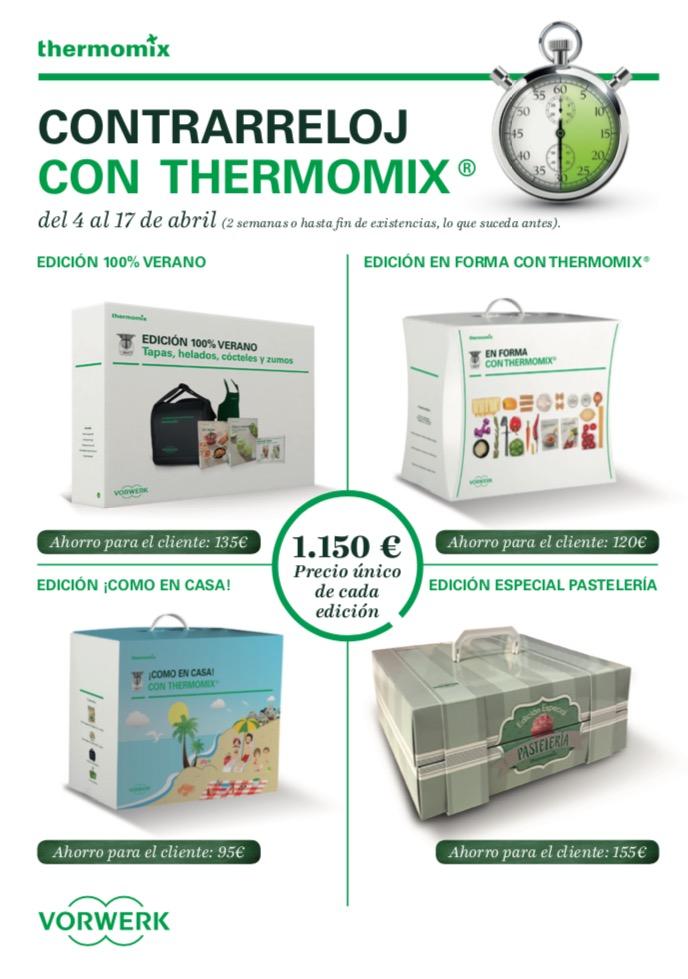EDICCIONES CONTRARELOJ DE Thermomix®