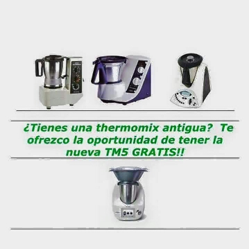 Thermomix® a coste cero.