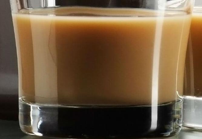 Licor de crema de cacao