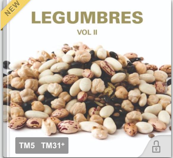 LEGUMBRES vol. II: UNA NUEVA COLECCION EN COOKIDOO