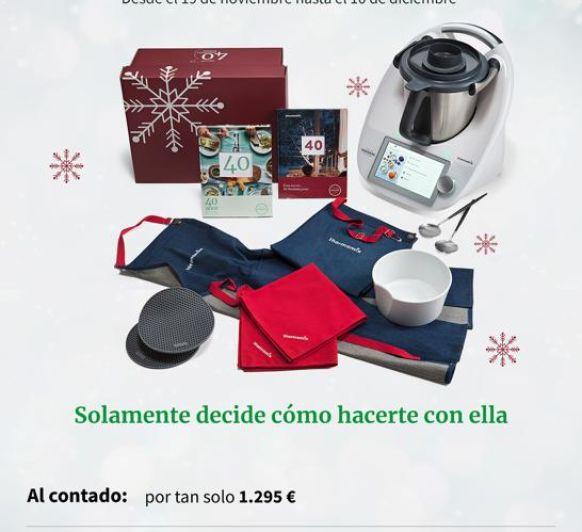Tus mejores navidades con Thermomix®