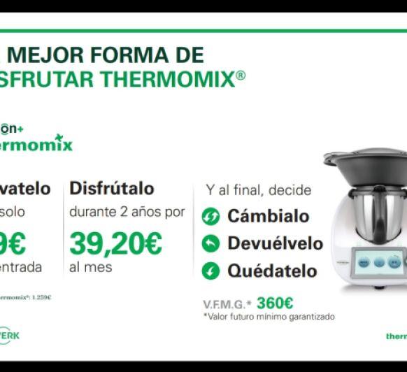 PROMOCION Thermomix® OPCION+