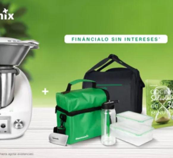 COCINA SALUDABLE EN 30 MINUTOS SIN INTERESES EN Thermomix® !!!!