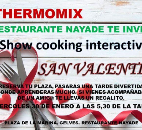 TALLER SAN VALENTIN CON Thermomix®
