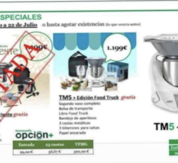 Thermomix® © TM5: ULTIMA SEMANA!!!!