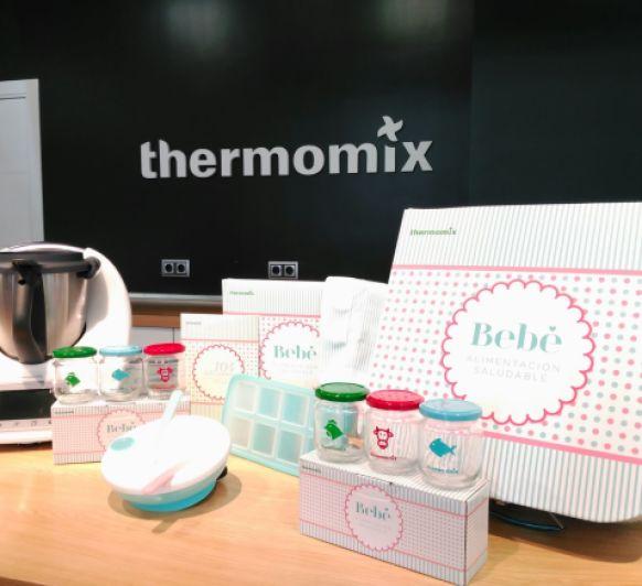 Thermomix® TM5 EDICIÓN BEBÉ