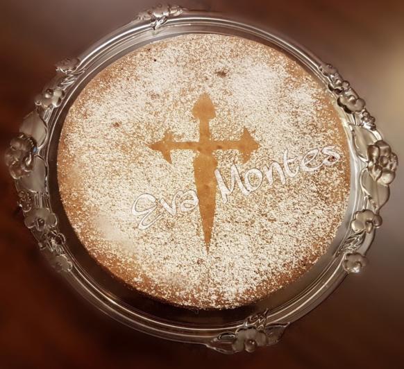 Tarta De Santiago con Thermomix® ©