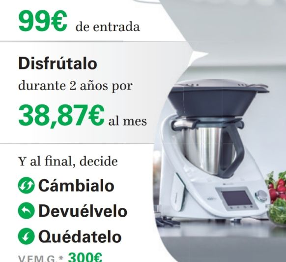 Thermomix® TM5 OPCION PLUS