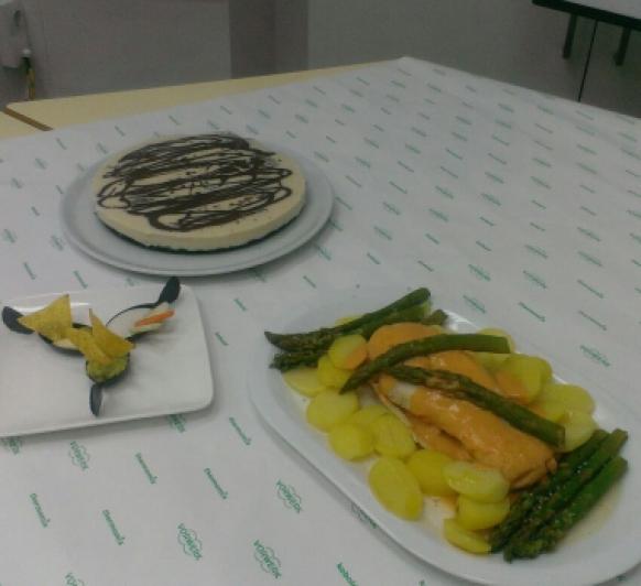 Clases de Cocina y Talleres ''Para Recibir...''