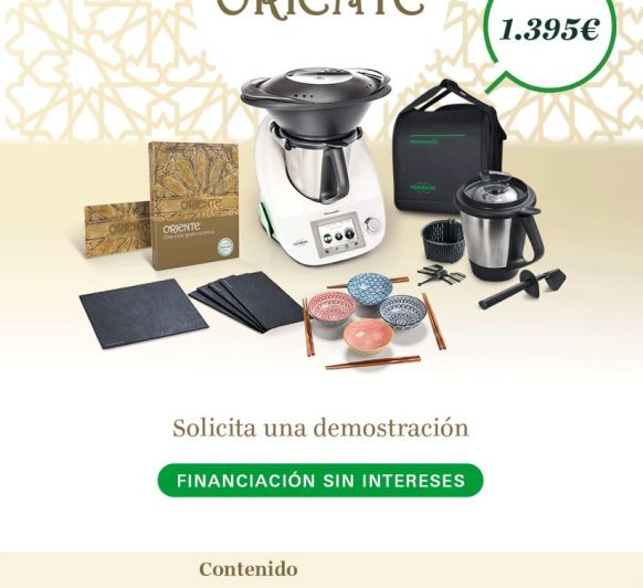 FINANCIA TU Thermomix® Y NO PAGUES INTERÉS