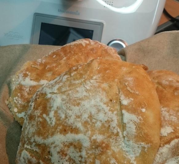 El pan, alimento sano y saludable. Thermomix®