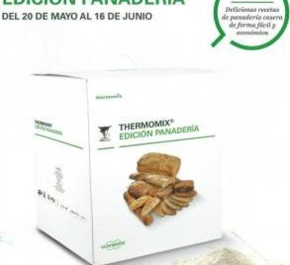 NUEVA PROMOCIÓN PANADERIA Thermomix®