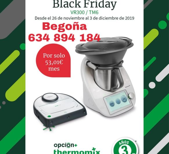 Blackfriday Thermomix®