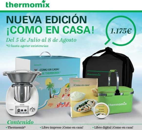 Comprar Thermomix® en Sevilla
