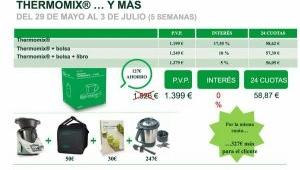 Thermomix® AL 0% INTERÉS